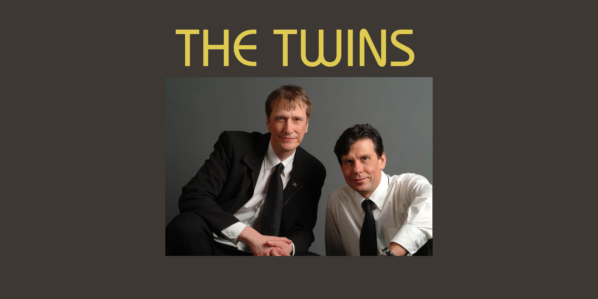the twins official homepage